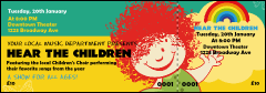 Children's Music Event Ticket